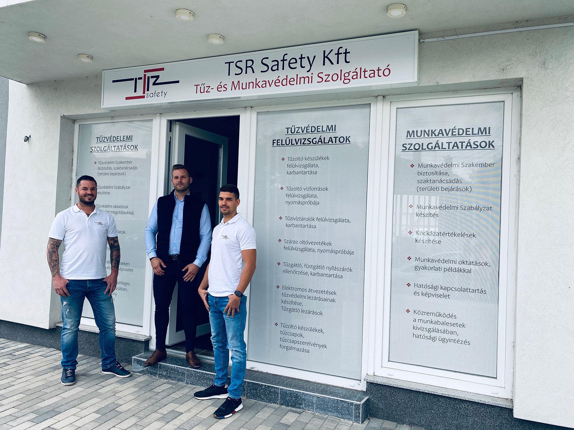 TSR Safety