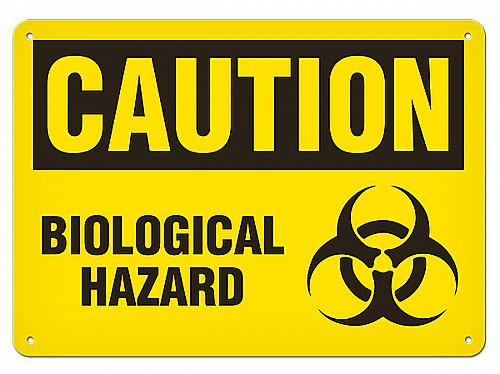 Munkahelyi veszélyek 1. - Biológiai veszélyek