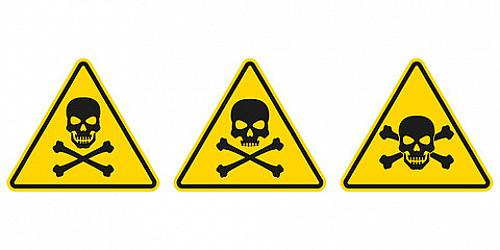 Munkahelyi veszélyek 2. - Kémiai veszélyek
