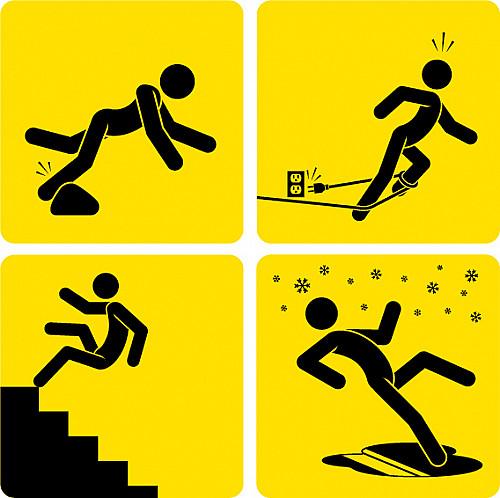 Munkahelyi veszélyek 4. - Biztonsági kockázatok
