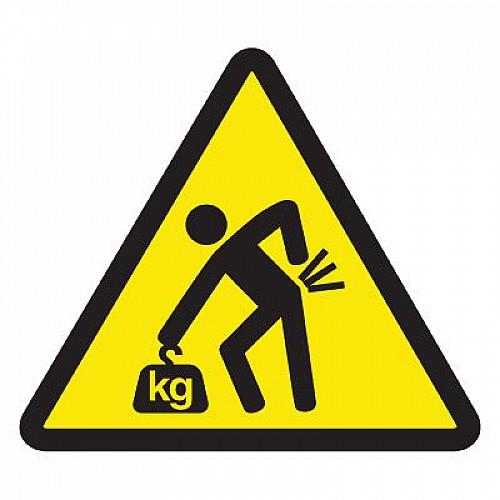 Munkahelyi veszély 5. - Ergonomikus veszélyek